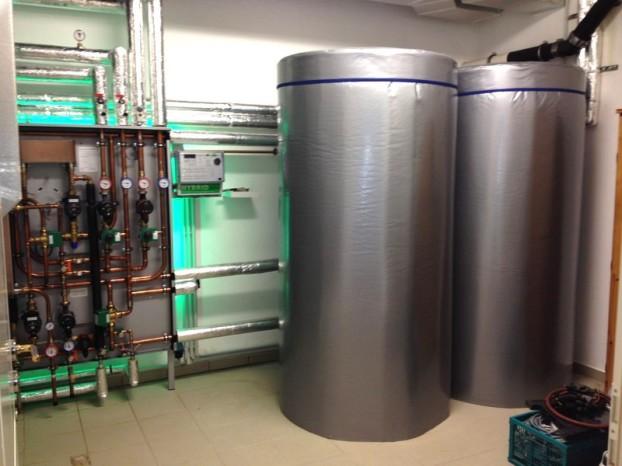 Thermicom Hybridsystem Greenline